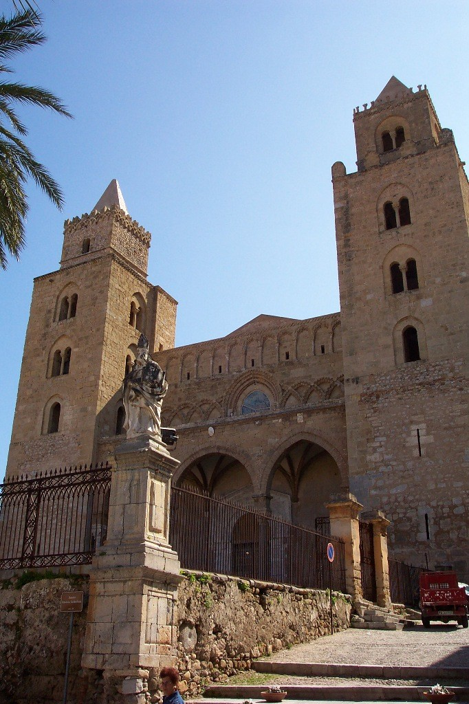 Cefalu's Cathedral