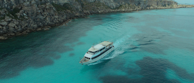 Boat trips to Favignana and Levanzo