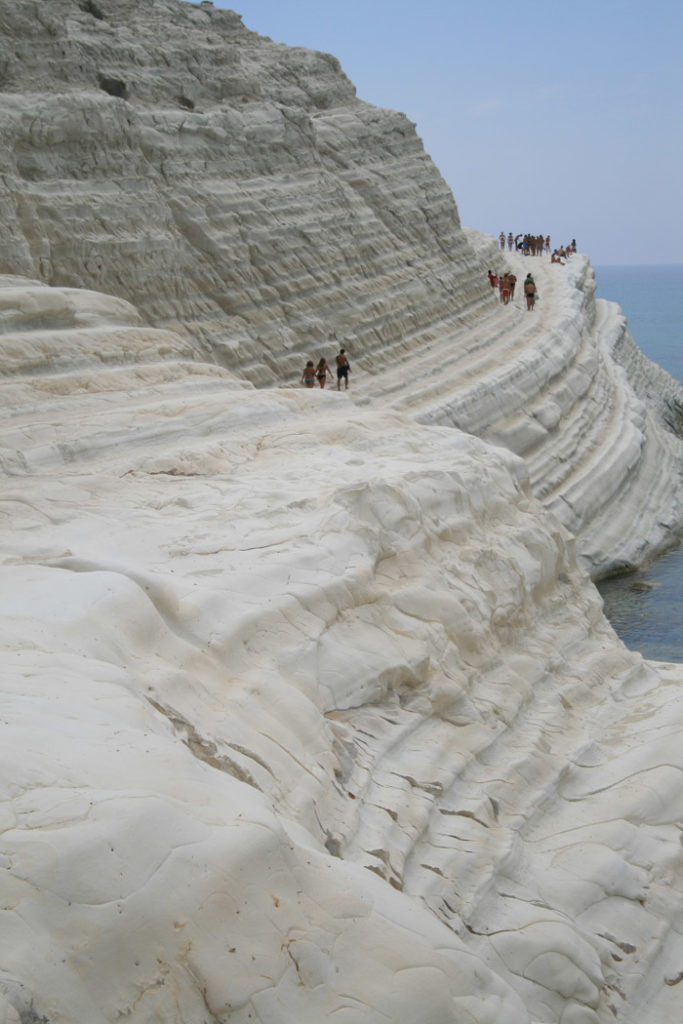 Scala dei Turchi Beach in Sicily